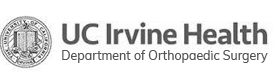 UC Irvine Health Department of Orthopaedic Surgery logo